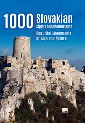1000 Slovakian sights and monuments, 2. vydanie - Ján Lacika