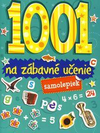 1001 samolepiek na zábavné učenie - autor neuvedený