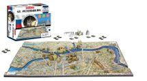 4D CITYSCAPE - 4D Puzzle - Saint Petersburg