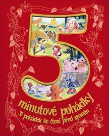 5 minutové pohádky - 31 pohádek ke čtení před spaním