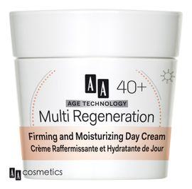 AA - Age Technology 40+ Spevňujúci a hydratačný denný krém UVA/UVB 50ml