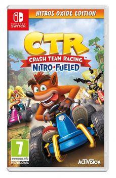 ACTIVISION-BLIZZARD - SWITCH Crash Team Racing Nitro-Fueled Nitros Oxide