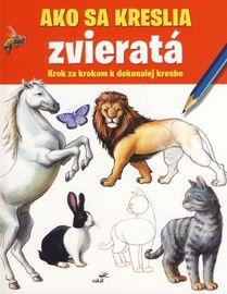 Ako sa kreslia zvieratá - Peter Gray