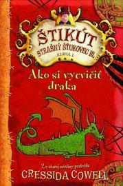 Ako si vycvičiť draka - Cressida Cowell