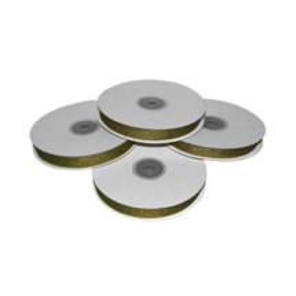 ALIGA - Stuha brokátová 6mm tmavo zlatá