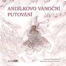 Andílkovo vánoční putování - Zuzana Pospíšilová