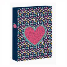 ARSUNA - Box na zošity A4 Sweet Flower Rey
