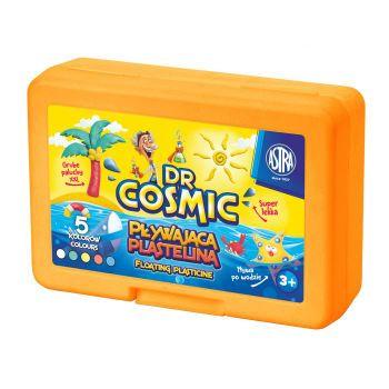 ASTRA - Plávajúce plastelína DR Cosmic - 5 farieb