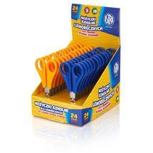 ASTRA - Školské nožničky pre lavákov s meradlom