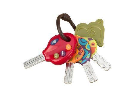B-TOYS - Elektronické kľúčiky LucKeys