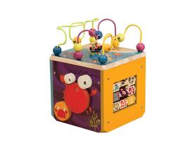 B-TOYS - Interaktívna kocka Underwater Zoo