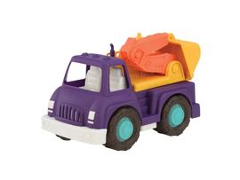 B-TOYS - Nákladné auto s rýpadlom Wonder Wheels