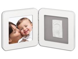 BABY ART - Rámik Print Frame White & Grey