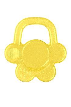 BABY ONO - Hryzačka chladiaca kvet - žltá