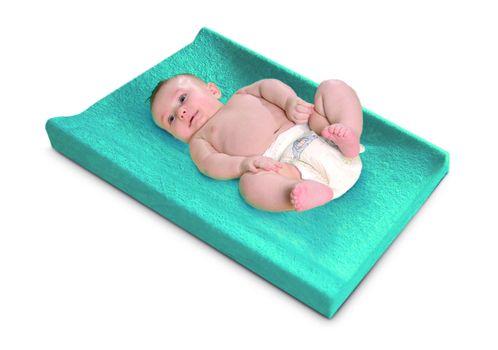 BABYMATEX - Poťah na prebalovaciu podložku bledoružová