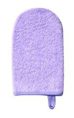 BABYONO - Handrička na umývanie, froté Fialová