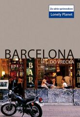 Barcelona do vrecka - Lonely planet - autor neuvedený