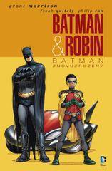 Batman & Robin 1 - Batman znovuzrozený - Grant Morrison