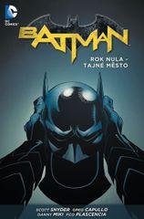 Batman - Rok nula – Tajné město brož. - Scott Snyder, Greg Capullo