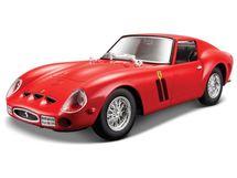 BBURAGO - Ferrari 250 GTO 1:24