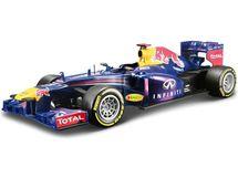 BBURAGO - Red Infiniti Bull Racing Team 2013 Sebastian Vettel 1:32