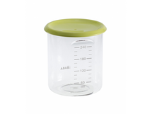 BEABA - Kelímok na jedlo 240 ml - zelený