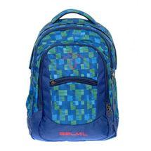 906abd1fd2 BELMIL - BelMil školský batoh 338-27 Green Blue ...