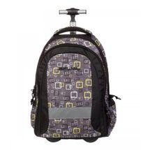 BELMIL - BelMil školský  batoh 338-45 Neon Yellow