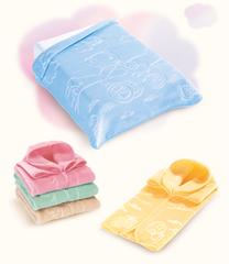 BELPLA - Baby Perla vak Maxi, 519, 80x90, modrá