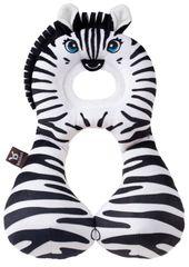 BENBAT - Nákrčník s opierkou, Zebra