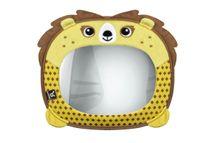 BENBAT - Zrkadlo do auta Friends, Lion