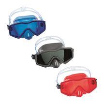 BESTWAY - 22056 Okuliare potápačské Aqua Prime 3farby - modrá