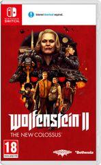BETHESDA - SWITCH Wolfenstein II: The New Colossus