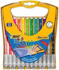BIC - Fixky zmývateľné 12ks