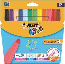 BIC - Kids Visa Fixky XL 12ks