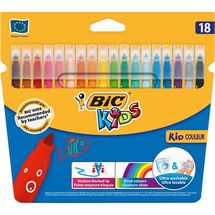 BIC - Rio Fixky zmývateľne 18ks