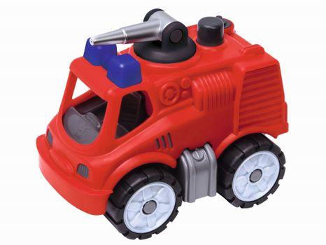 BIG - Big Power Worker Mini Hasičské Auto 15,5 Cm