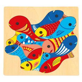 Bino - 82737 Rybičky s udičkou - puzzle