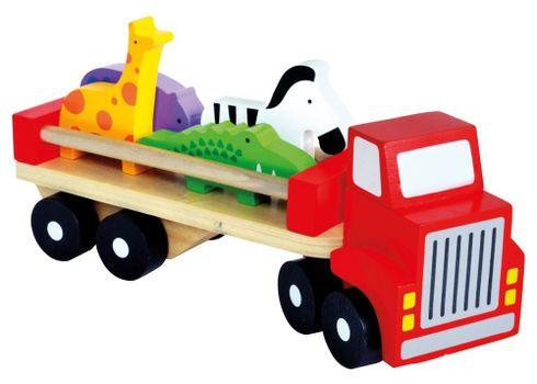 BINO - 84076 Nákladné auto so zvieratkami