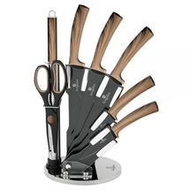 BLAUMANN - Sada nožov 8ks + stojan - BH-2287