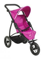 BRITAX - Kočík pre bábiky BOB JOGGER - Col. Hot Pink