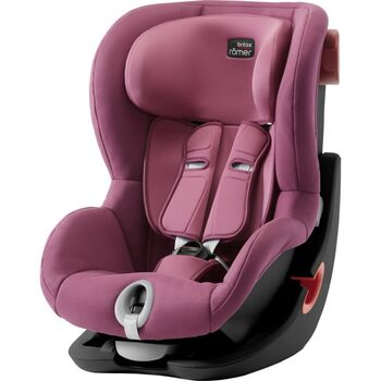 BRITAX RÖMER - Autosedačka King II Black, Wine rose