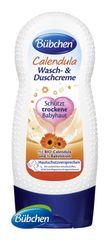 BUBCHEN - Calendula umývací a sprchovací krém s nechtíkom 230ml