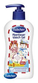 BÜBCHEN - Kids umývací gél Malý dobrodruh 200ml
