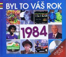 Byl to váš rok 1984 - DVD+kniha