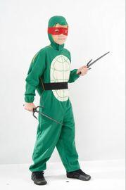 CASALLIA - Karnevalové oblečenie Ninja korytnačka M