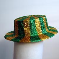 CASALLIA - Karnevalový klobúk zeleno-žltý