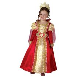 CASALLIA - Karnevalový kostým Malá kráľovná