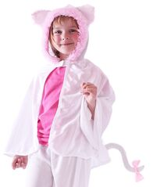 CASALLIA - Karnevalový kostým Myška - plášť S