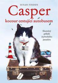 Casper, kocour cestující autobusem - Skutečný příběh čtyřnohého pasažéra - Susan Findenová